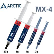 ARCTIC MX-4 2g 4g 8g 20g MX4 procesor chłodnica procesora wentylator chłodzący pasta termiczna VGA związek radiator tynk wklej tanie tanio CN (pochodzenie) AMD Intel processor 17dBA Conductive Heatsink Plaster Przewodząca radiatora tynk