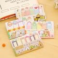 90 страниц милые Sumikko Gurashi клей блокноты липкие заметки DIY декоративные наклейки студенческие канцелярские школьные канцелярские принадлежности - фото