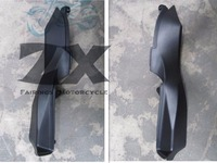 For2003 2005 DUCATI 999 749 ABS Injection Mould Fairing Dash Trim Piece Plastic Ram Air Cover Black