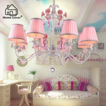 Modern White crystal chandeliers for Livingroom Bedroom indoor lamp K9 crystal lustres de teto avize Kitchen ceiling chandelier