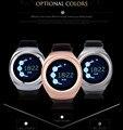 2016 sport completa de smart watch v16 pantalla para android partido smartphone apoyo tf y tarjeta sim bluetooth smartwatch mejor que dz09