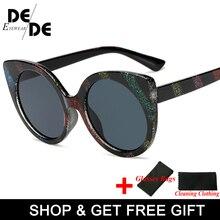 Fashion Cat eye Sunglasses Women Luxury Brand Designer Vintage Sun glasses Female Glasses For