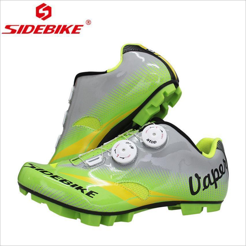 SIDEBIKE Mountain Cycling Shoes Breathable MTB Bike Shoes Self-Locking Lightweight Zapatillas Ciclismo Racing Bicycle Shoes new sidebike breathable carbon athletic cycling shoes bike bicycle shoes racing mtb shoes zapatillas zapato ciclismo