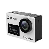 SJCAM SJ8 плюс экшн камеры родной 4 К 30fps двойной экран WiFi упрощенная версия Спорт DV камеры пульт дистанционного управления шлем камера