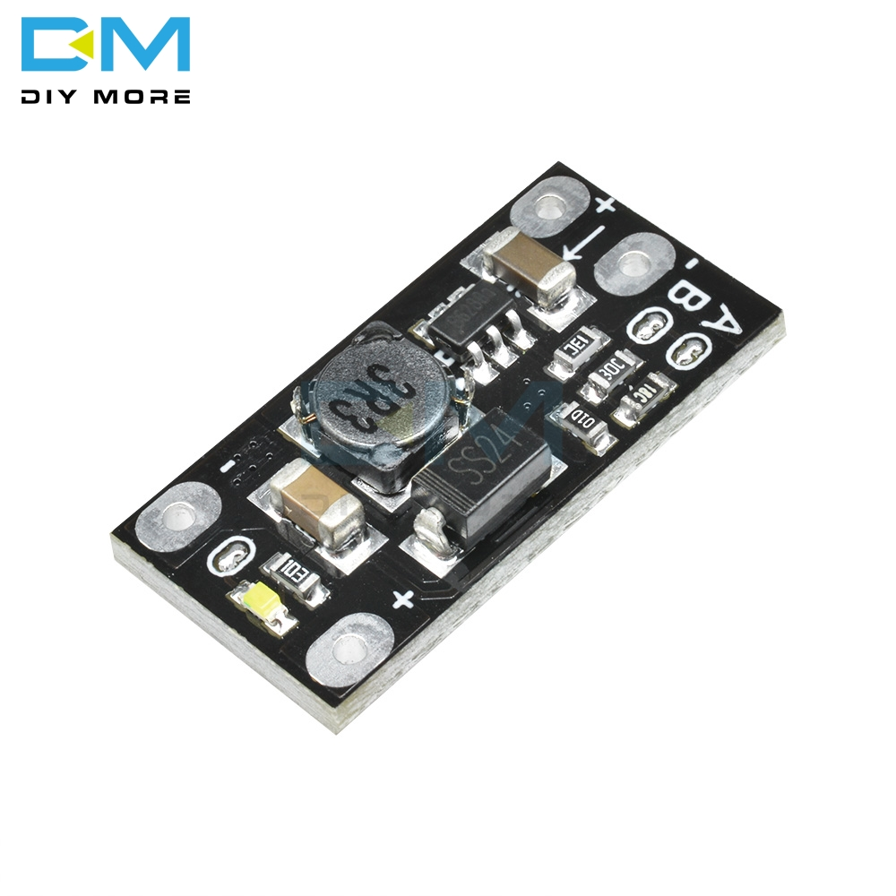 Newest Multi-function Mini Boost Module Step Up Board 5V/8V/9V/12V 1.5A LED Indicator Diy Electronic Voltage Module High Quality