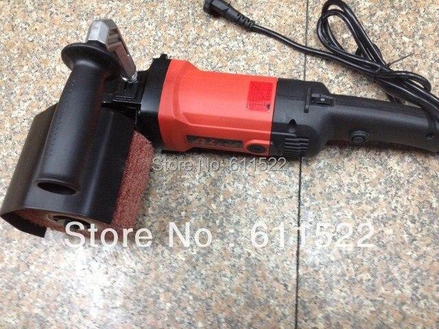 1200w slipverktyg av god kvalitet till bra pris med ett hjul fritt - Slipande verktyg - Foto 2