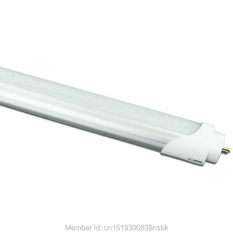 10 PCS 85-265 V 50000 H Umur 4ft 1.2 m 1200mm 20 W LED Tabung T8 LED cahaya Lampu Daylight Fluorescent