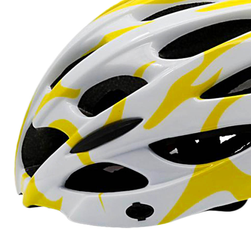 Bicycle Helmet Bike Cycling Unisex Adult Adjustable Safety Helmet Lightweight Cycling Helmet Outdoor Sports Bike Equipment
