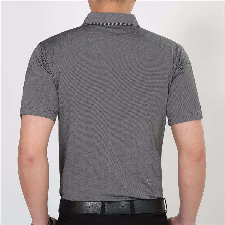 Free Shipping Short Sleeve T Shirt Cotton Clothing Men T-Shirt With Pocket Casual Dress Factory Wholesale Plus Size S XXXXL 2229 7