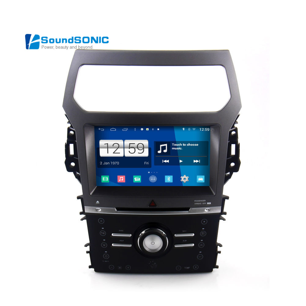 Android 4 4 4 for ford explorer 2012 2013 2014 2015 car radio stereo dvd gps