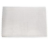 1 шт. практичный металлический титановый сетчатый лист термостойкость к коррозии перфорированная Расширенная пластина 200 мм * 300 мм * 0,5 мм ...