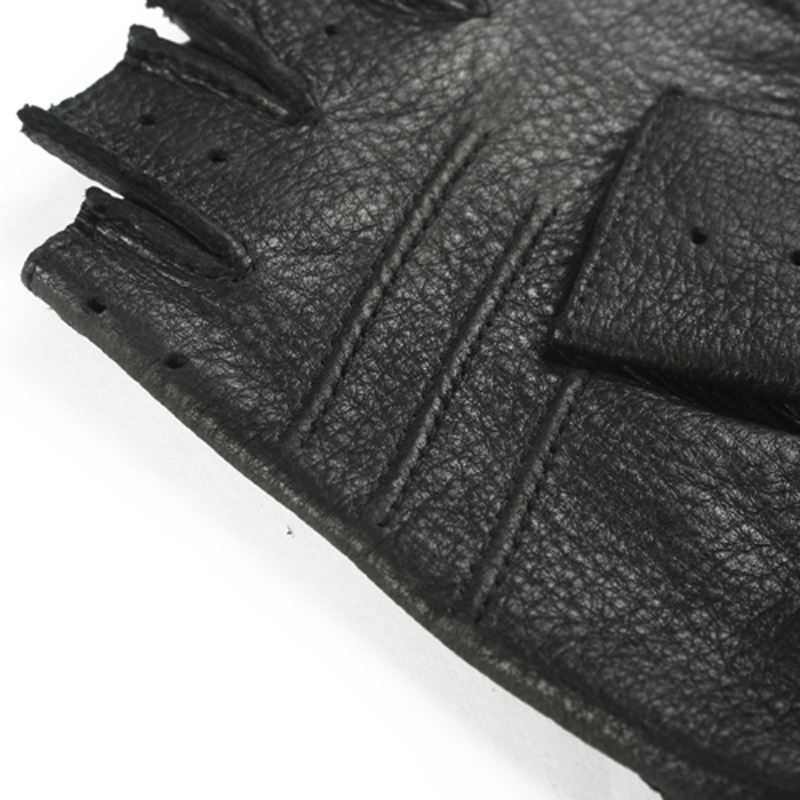 Svadilfari Spring Herrhandskar av äkta läder Körningslös 100% - Kläder tillbehör - Foto 5