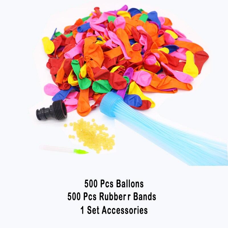 2148 Pack D'eau Ballon Tas avec Recharge Kits, Latex Ballons Bombe À Eau Lutte Jeux-Summer Splash Drôle Jouets pour Enfants et Adultes