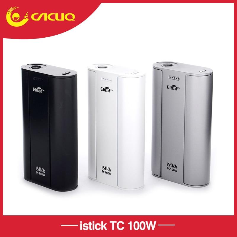 Original Eleaf istick TC100W temp control box mod istick TC150W box mod Firmware Upgradeable