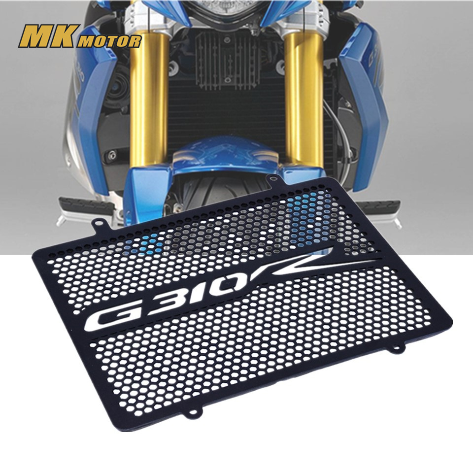 Motorcycle For BMW G310R 2017 2018 Radiator Grille Guard Cover Protectornk Stainless Steel G 310R motorcycle arashi radiator grille protective cover grill guard protector for yamaha yzf r1 2004 2005 2006