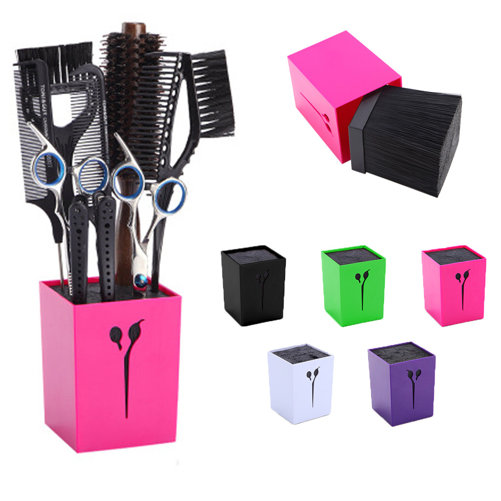 HAICAR Hairdressing Tools Scissors Salon Beauty Comb Hair Clips Storage Box Hairdressing Tool Scissors Storage Boxes OrganizersHAICAR Hairdressing Tools Scissors Salon Beauty Comb Hair Clips Storage Box Hairdressing Tool Scissors Storage Boxes Organizers