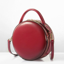 7cf973432f Buy red leather handbag and get free shipping on AliExpress.com