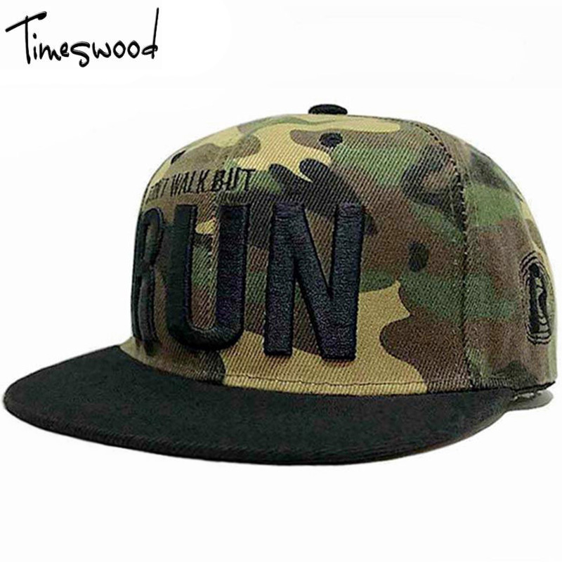 TimesWood Brand Camo Runing Letter Snapback Baseball Cap Camouflage Hip Hop Hat For Men Women Street Dance Fashion Aba Reta Pink