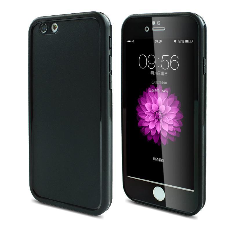 Fasion Candy Color vattentätt fodral för iPhone SE 5 5S 6 6S 7 Plus - Reservdelar och tillbehör för mobiltelefoner - Foto 4