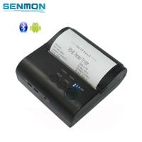 80mm bluetooth printer thermal printer thermal receipt printer bluetooth android mini 80mm thermal bluetooth printer 80LD