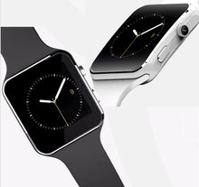 2016 New Bluetooth Smart Watch X6 Smartwatch sport watch For iPhone Android Phone With Camera FM