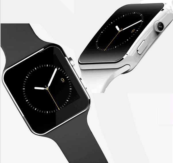 2016 New Bluetooth Smart Watch X6 font b Smartwatch b font sport watch For iPhone Android