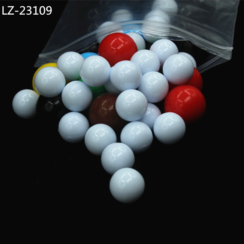 LZ-23109 Molecular Model,109pcs 23mm Dia. Organic Molecular Structure Model Kits For High School / College Students / Teachers