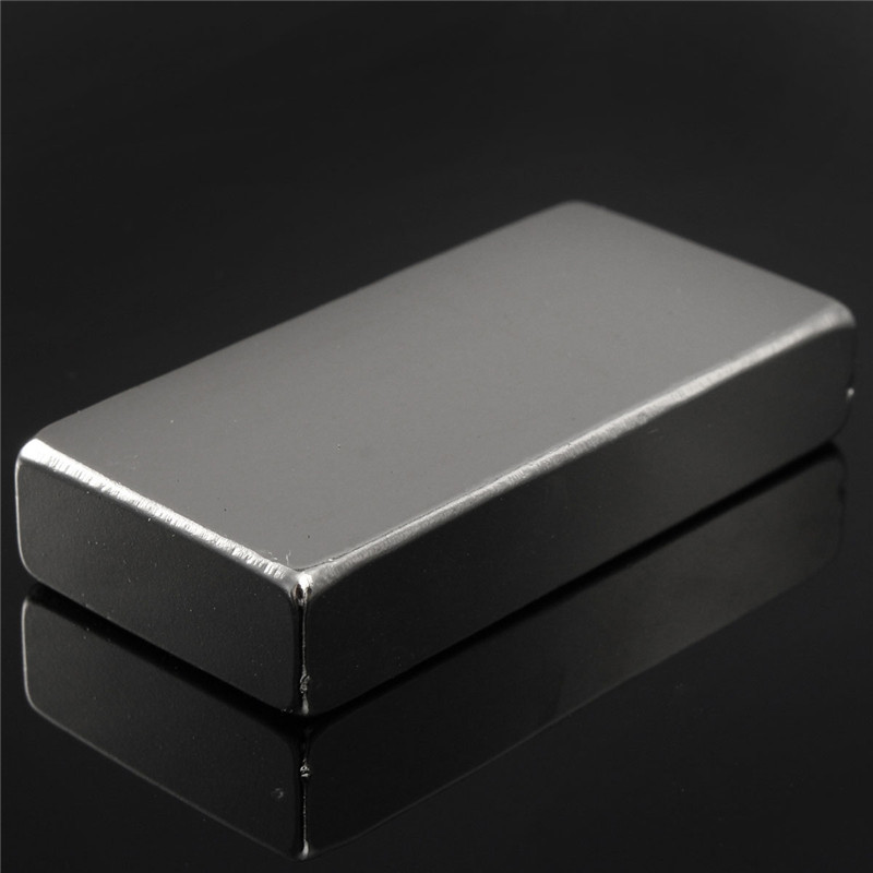 2pcs 45 x 20 x10mm Square Very Strong Large Neodymium Permanent Block Magnets N35 Good for Magnetic Crane Magnetic Machinery exerpeutic 1000 magnetic hig capacity recumbent exercise bike for seniors