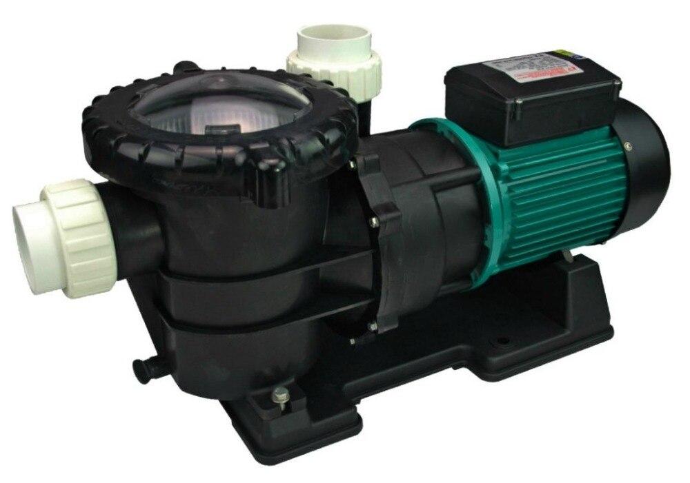 Насос для бассейна STP150 1100W 1.5HP, пластиковые водяные насосы, фильтр для бассейна, насос для рыбного пруда