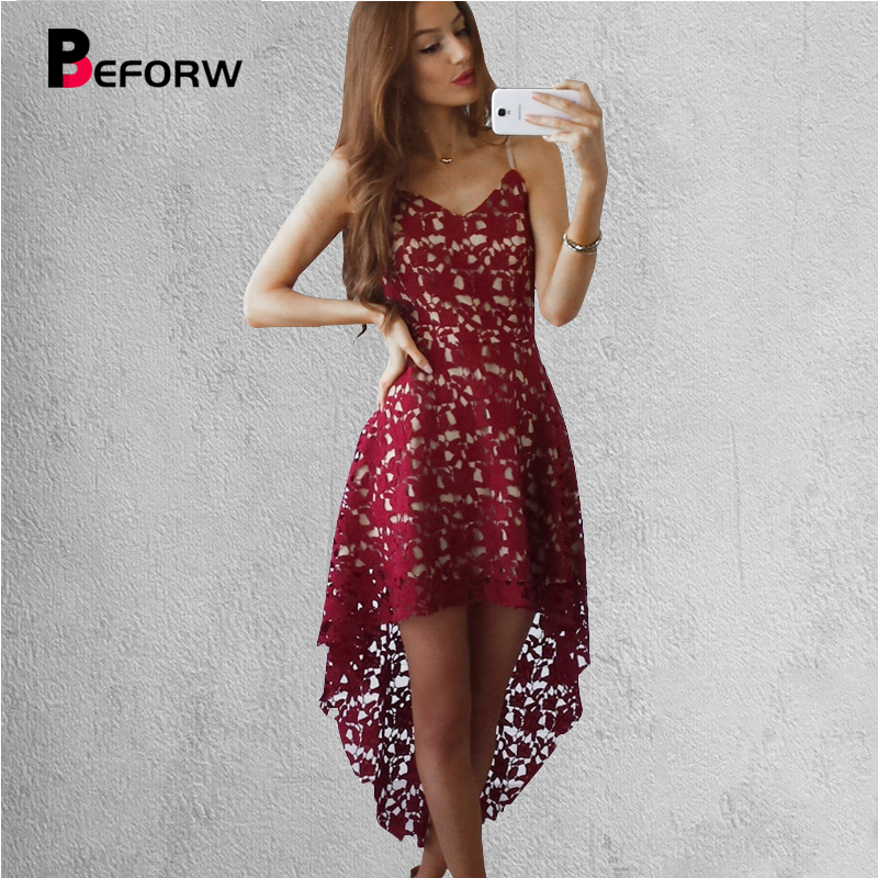 Us 926 41 Offbeforw Boho Dress Fashion Summer Women Sexy Dresses Casual Mini Clothing White Backless Lace Embroidery Beach Long Dress Vestido In