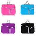 Portable Anti-shock Laptop Bag for MacBook Air Pro Retina 11 13 15 inch with Zip Design