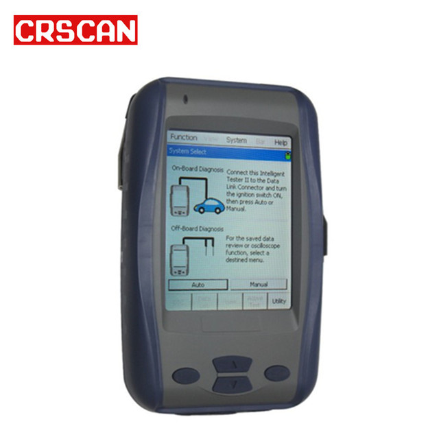 Intelligent Tester It2 V2017 1 Diagnostic Tool For Toyota And Suzuki With Oscilloscope Multi Languages