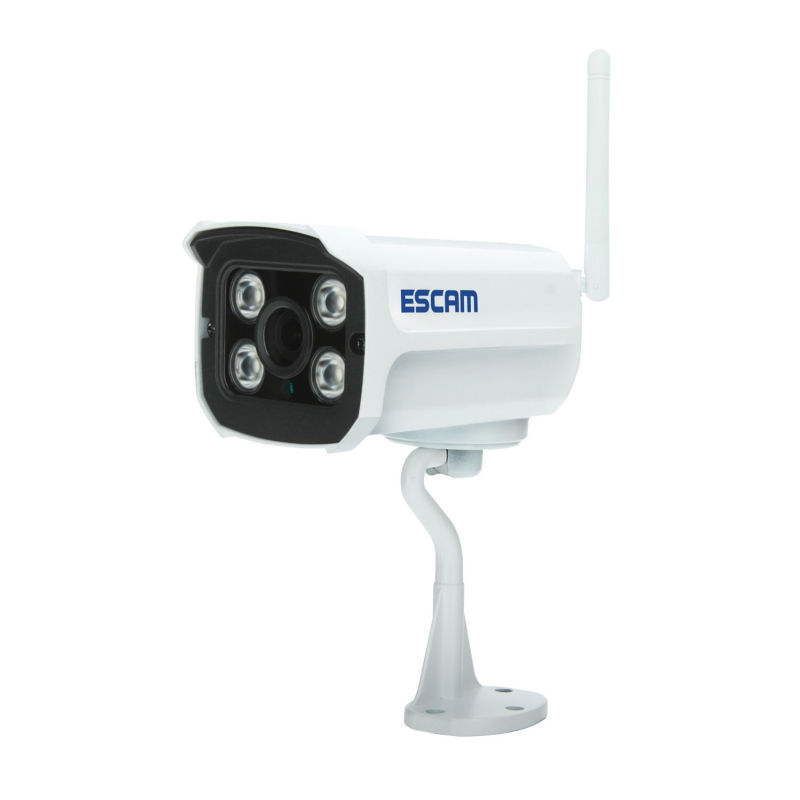 ESCAM Brick QD900 WIFI IP Camera 2MP full HD 1080P Network Infrared Bullet IP66 onvif Outdoor Waterproof wireless CCTV camera escam qd900 wifi ip camera 2mp full hd 1080p network infrared bullet ip66 onvif outdoor waterproof wireless cctv camera