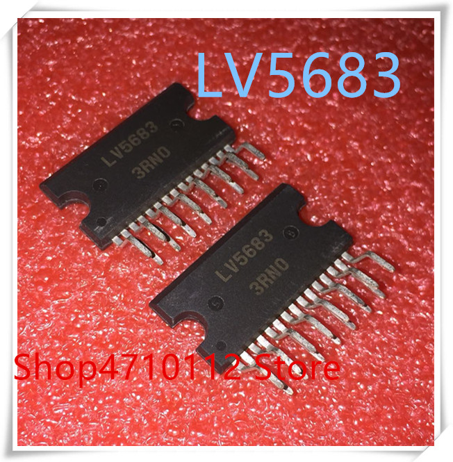 NEW 1PCS/LOT LV5683 LV5683P ZIP-15 IC