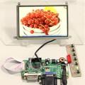 DVI VGA LCD controller board 5.6inch 1280x800 HV056WX1 100 lcd panel