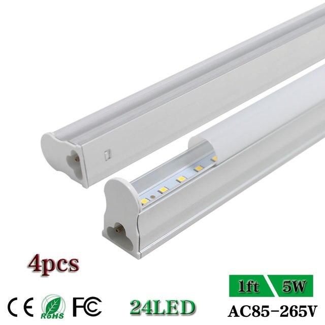 Ordinaire CNSUNWAY ILLUMINAZIONE T5 Integrato 300mm 30 Cm 1ft Luci Del Tubo Del Led  Lampada Fluorescente LED