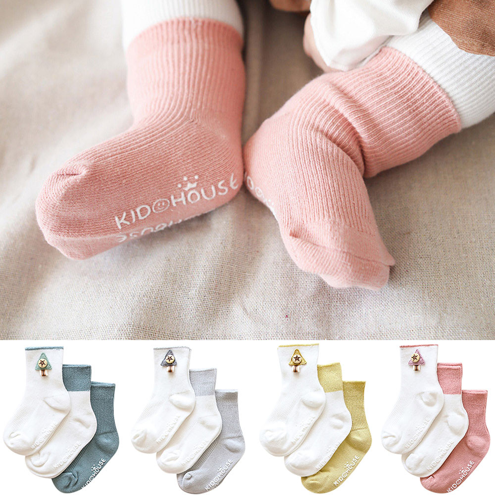 Clearance Sale Baby Girls Boys Unisex Knee High Socks Knit Stockings for Infants and Toddlers