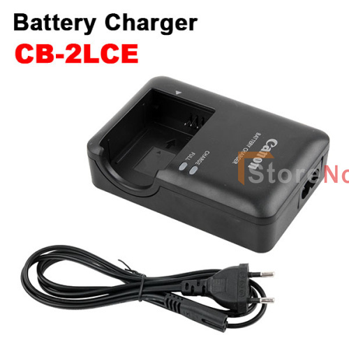 CB-2LCE 2LCE CB-2LCC 2LCC Battery Charger For Canon Camera N