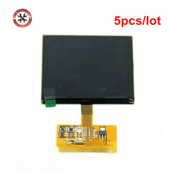 5pcs/lot 2017 original New VDO LCD Display for Audi A3 A4 A6 for VW free shipping