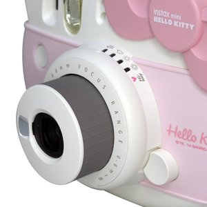 Image 2 - 후지 필름 인스 팩스 미니 핑크 헬로 키티 한정판 인스턴트 포토 필름 카메라 + 10 instax 필름 + pu 카메라 가방 케이스 + 스티커