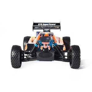 Image 2 - HSP RCรถ1:10 4wd RCของเล่นความเร็วสองความเร็วBuggy Nitro Gas Power 94106 Warheadความเร็วสูงhobbyรถควบคุมระยะไกล