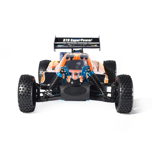Image 2 - HSP RC Car 1:10 Scale 4wd RC Toys Two Speed Off Road Buggy Nitro Gas Power 94106 Warhead High Speed Hobby Remote Control Car