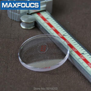 Image 3 - Flat 3.0mm Watch Glass Sapphire Replacement  Thick in Diameters 30mm 39.5mm Round Transparent  1 Pieces