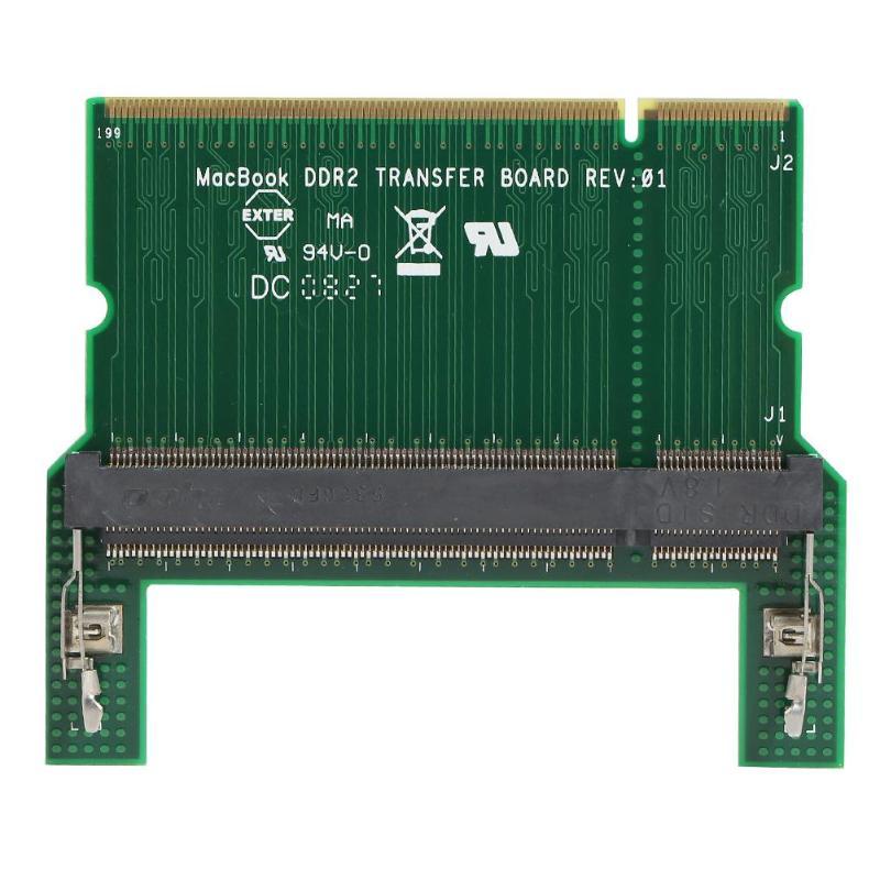 DDR3 Laptop Internal Memory Card to Desktop RAM Adapter Converter Protection HJ