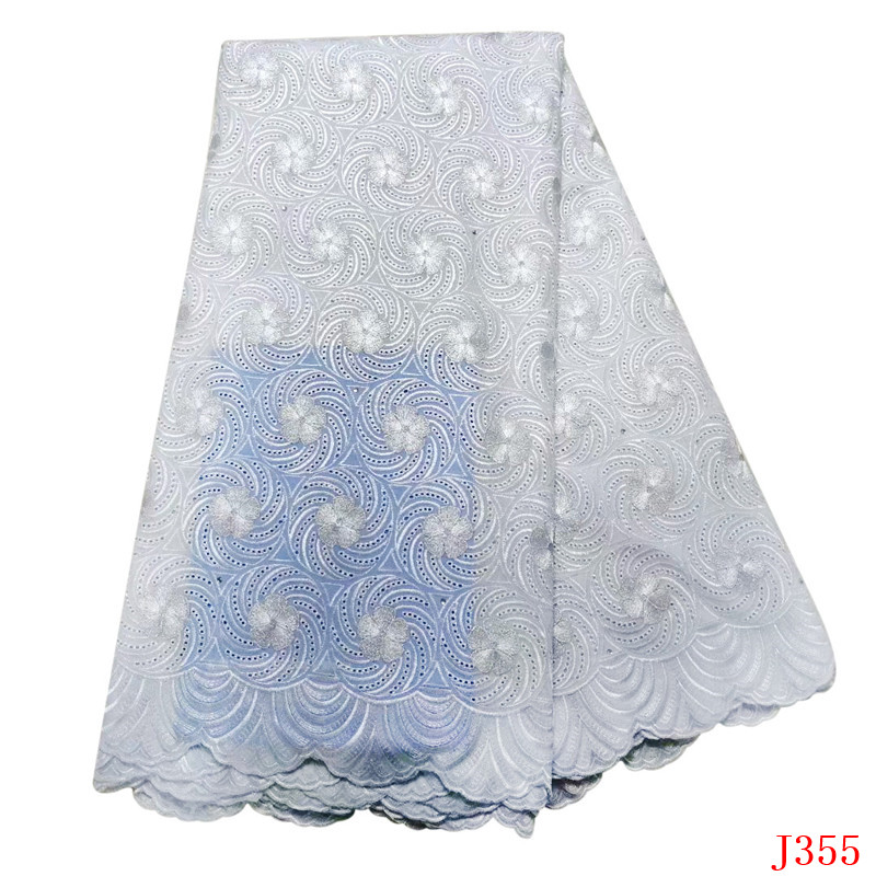 New High Quality Swiss Voile Lace 2019 African Voile Swiss Lace Fabric African Swiss Cotton Voile Lace Fabric JJ355 1