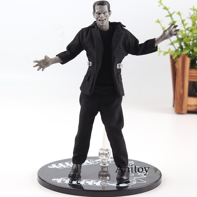 Mezco Toys Mary Shelley's Frankenstein One:12 Collective BJD PVC Action Figure Collectible Model Toys цена и фото