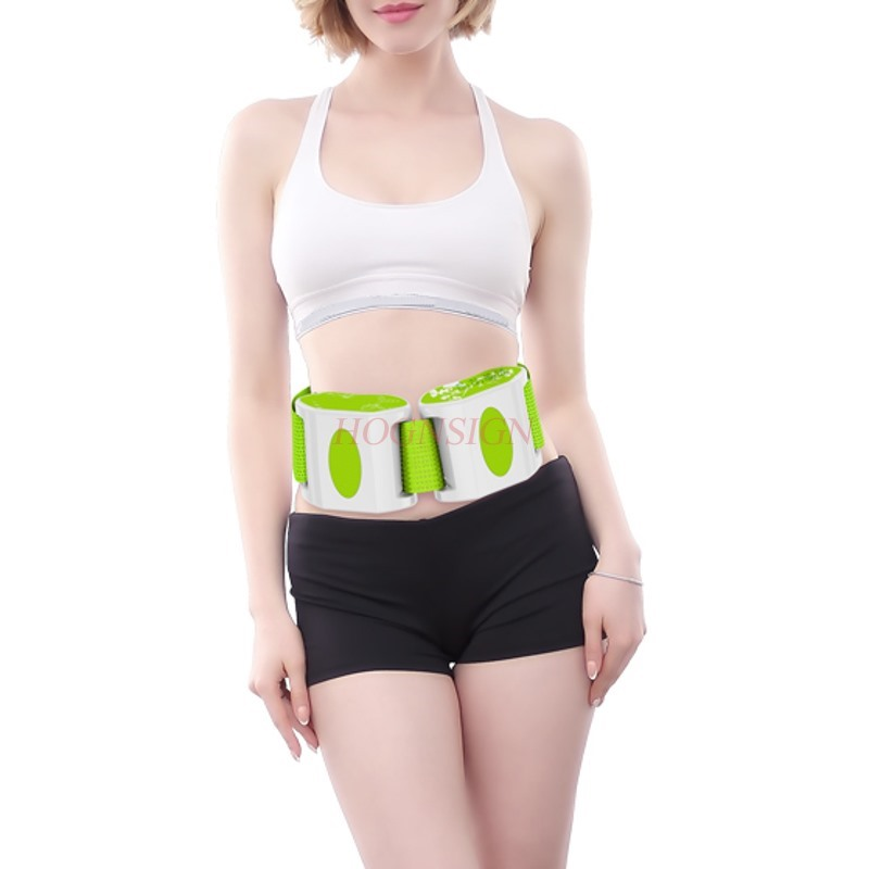 все цены на Home weight loss slimming machine fat burning slimming belt vibration lazy artifact stovepipe belly thin belly movement онлайн