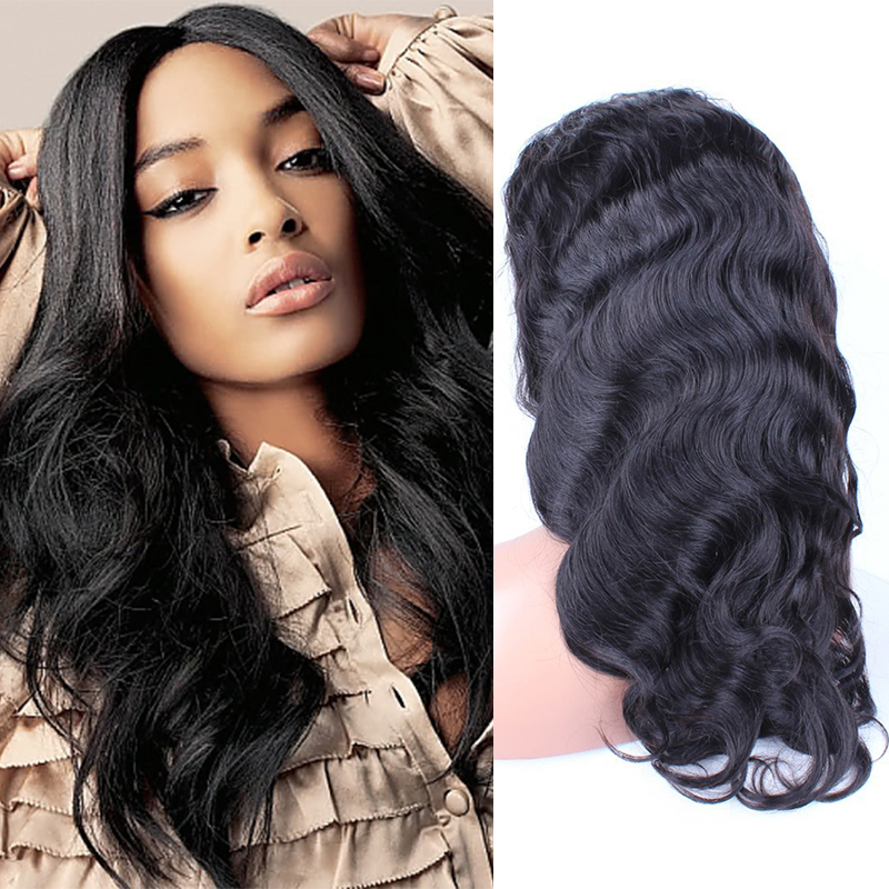 Beyonce Lace Front Wig 7A Malaysian Body Wave Full Lace