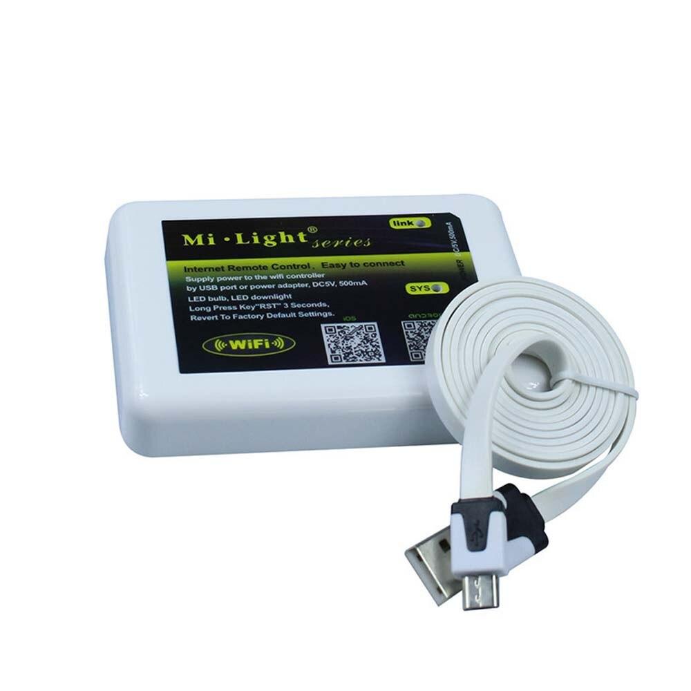 MiLight 12W Led Lamp E27 RGB+CCT Led Bulb+RGBWW Remote+IBX2 RF Remote WIFI Led Spotlight light Led light AC85-265V Free Shipping