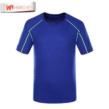Camisas Dos Homens Do edifício Do Corpo de compressão Apertado Camisola de Manga Curta Roupas MMA Crossfit Exercício Workout Fitness Sportswear Tops
